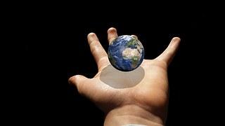 Welt in Kinderhand