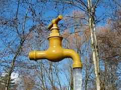Wunderwasserhahn
